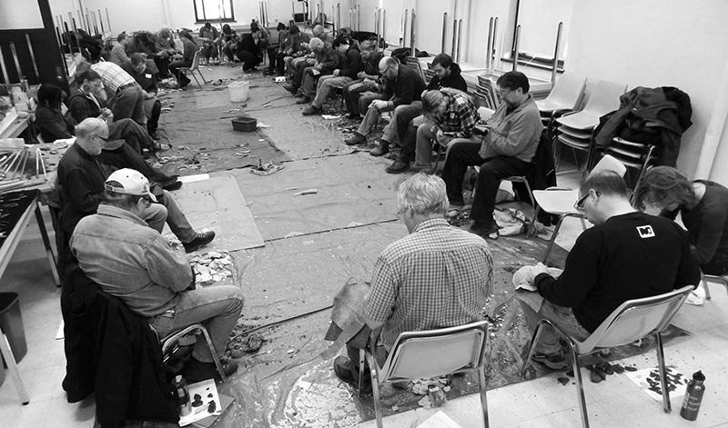 Knappers Workshop