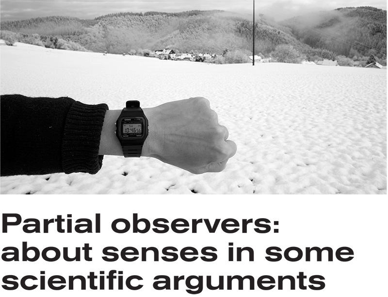 Partial Observers